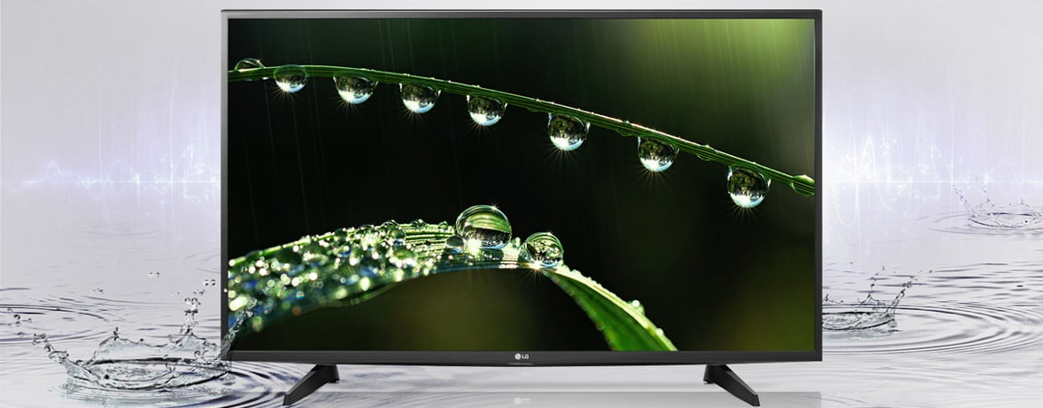 دیزاین تلویزیون ال جی 32LJ570U