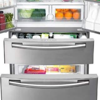 آسایش و راحتی خانواده با یخچال و فریزر سامسونگ مدل FRENCH4