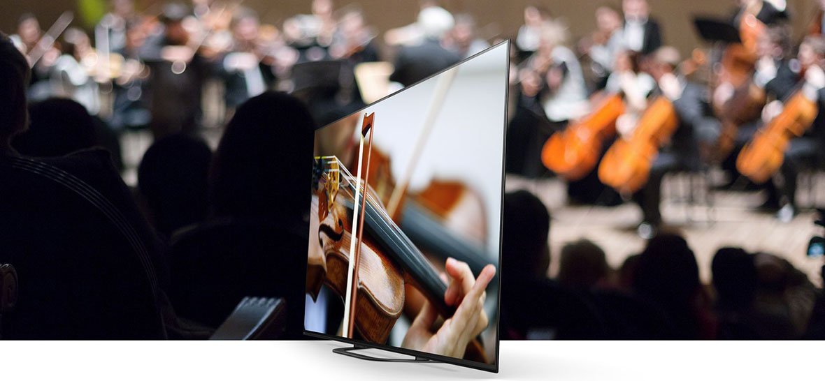 سیستم صوتی تلویزیون 65 اینچ سونی 65A8G