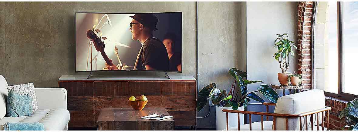سیستم صوتی تلویزیون سامسونگ NU7300
