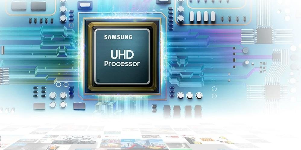 رزولوشن نمایشگر 3840×2160 پیکسل برای تلویزیون 65RU7100