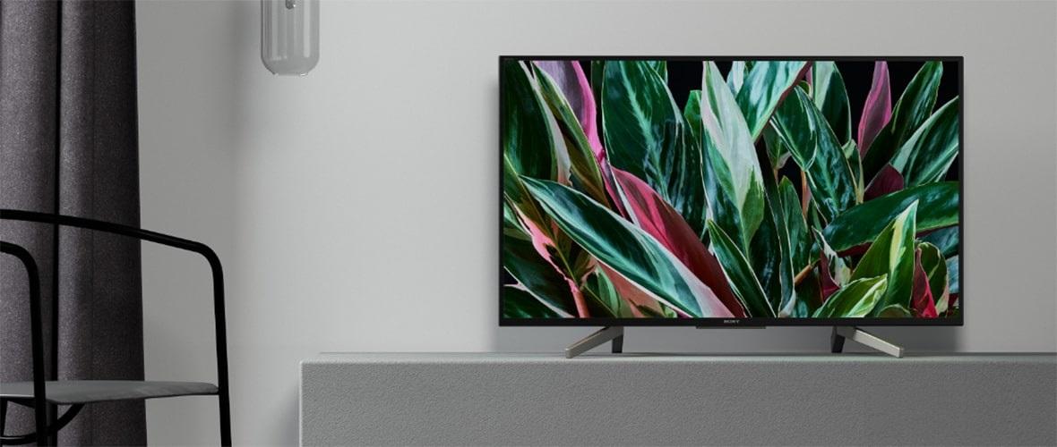 تلویزیون سونی مدل 43W800G اینچ