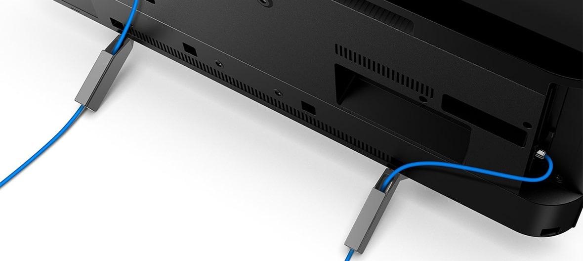 اتصال با درگاههای ارتباطی تلویزیون سونی مدل 43W800G اینچ