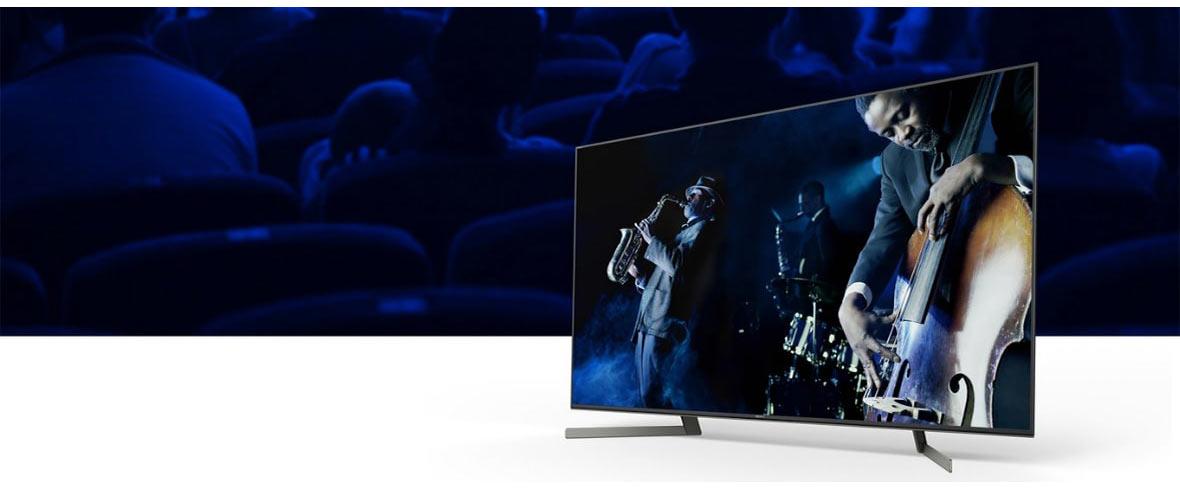 سیستم صوتی تلویزیون سونی 55X8500G سری X8500G