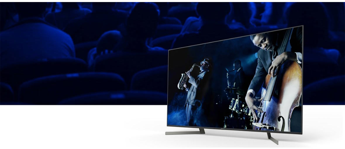 سیستم صوتی تلویزیون سونی 75X8500G سری X8500G