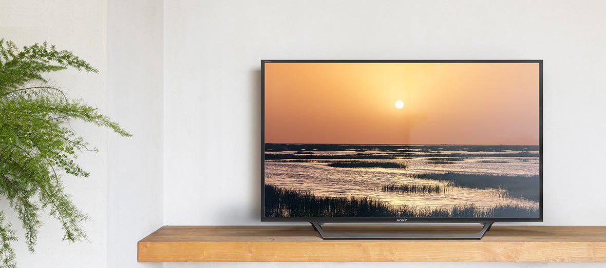 تلویزیون 48 اینچ اسمارت سونی 48W650D