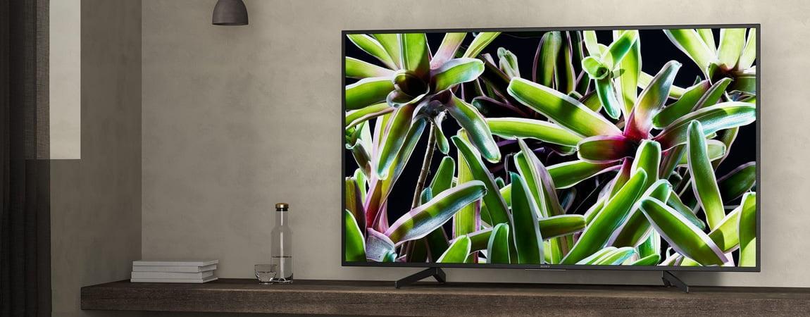 تلویزیون سونی 55X7000G سری X7000G