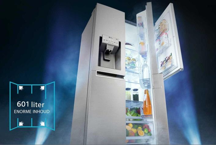 فیلتر های بهداشتی یخچال فریزر ال جی مدل J961
